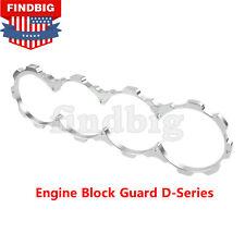 Engine Block Guard D-Series For Honda CIVIC DEL SOL CRX D15 D16 SOHC USPS