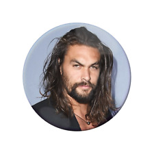 JASON MOMOA Lipstick MIRROR 58mm Pocket makeup mirror Devils Double Game Thrones