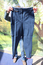 44-52 New Euro Star 24R breeches smoke blue made in Germany  was 195.00