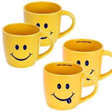 Tasse à café à thé gobelet de bureau smiley4er Set EMOTION