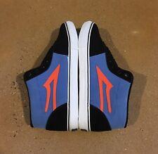 Lakai Cairo Select Size 13 Black Royal Suede Cairo Foster Pro Model Skate Shoes
