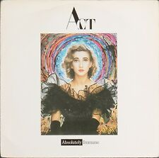 """Act – Absolutely Immune 7"""" IMM1 – VG"""