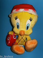 Looney Tunes TWEETY BIRD Warner Brothers Studio Store EXCLUSIVE Christmas Plush