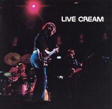 Live Cream, New Music