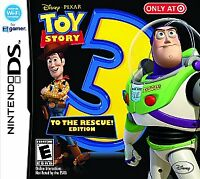 Toy Story 3: The Video Game -- To The Rescue Edition (Nintendo DS, 2010)