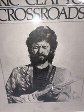 ERIC CLAPTON 4 COMPACT DISC EDITION CROSSROADS POLYDOR//1988