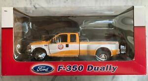 ARM & HAMMER 2012. Ford F350 Dually Pick-up Truck Die Cast Model, SpecCast Bank