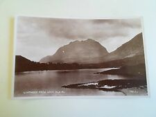 Vintage Real Photo Postcard LIATHACH FROM LOCH CLAIR (1411) Postally Unused