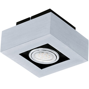 Applique Spotlight Wall To LED Adjustable Modern 5W Collection Glo 91352