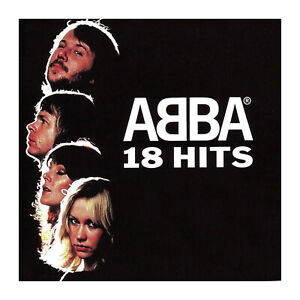 ABBA 18 Hits CD Brand New - Remastered Compilation - Pop Disco  - Free Post