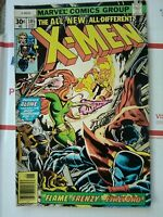 X-MEN 105 MARVEL COMIC 1977 NICE XMEN X MEN #105