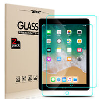 For iPad 9.7 2018 6th Gen/5th Gen 2017 9H Tempered Glass Screen Protector Film