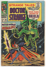 Strange Tales #162 (FN) 1967, Jim Steranko art