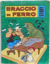 FUMETTO POPEYE STORY BRACCIO DI FERRO N.3 1975 METRO EDITORIALE