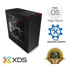 i7 7700K 4.6GHZ OC 32GB 2400,250 SSD,4GB GTX1050Ti Hackintosh macOS HIgh Sierra