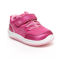 New Stride Rite 360 Keegan Toddler Girls' Sneakers Pink Toddler