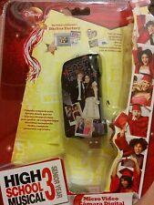 Disney's High School Musical 3 Micro Compact 3 in 1 Digital Camera New