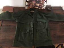 Filson Wool Packer Mackinaw Men Green 46