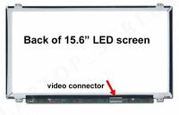 HP 15-F039WM Product J8X12UA LCD Screen Replacement for Laptop HD GLossy