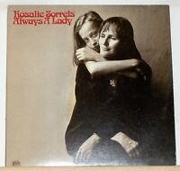 Rosalie Sorrels - Always A Lady - Original 1976 LP Record Album  Vinyl Near Mint