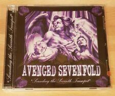 AVENGED SEVENFOLD 'SOUNDING THE SEVENTH TRUMPET' - CD ALBUM - STILL SEALED