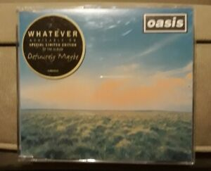 Oasis - Whatever cd 1994 singolo