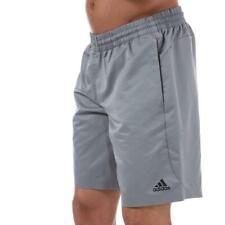 Identificador de Adidas para hombre Premium Chelsea gris corto (TGA50) RRP £ 32.99