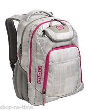 "OGIO Excelsior Pack 17"" Laptop / MacBook Pro Pink Backpack Work or School -New"