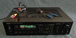 ONKYO TX-902 Quartz Synthesized Tuner Amplifier R1 50 watts per channel 1991-92