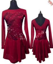 2018 New Style Ice Figure skating dress Ice skating dress for competition p386