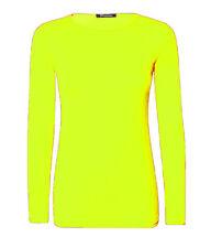 Uneek Ladies Classic V-Neck T-Shirt Tshirt Short Sleeve Top Cotton lot Vneck