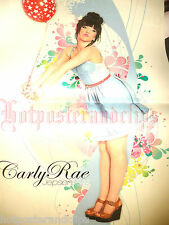 Sexy Carly Rae Jepsen Poster wow hot legs Rückseite ist One Direction nice guys