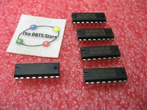 SN74HCT138N Texas Instruments TTL IC Decoder 8 Line 74HCT138 74138 NOS Qty 5