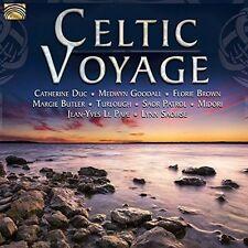 Celtic Voyage [Arc Music] by Saor Patrol/Florie Brown/Medwyn Goodall (CD,...
