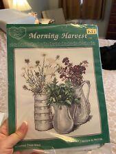 Morning Harvest Cross Stitch Kit