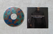 "CD AUDIO MUSIQUE / FAOUZI TARKHANI ""LE NOIR ME MET À L'ABRI"" CD SINGLE 1999  3T"