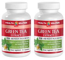 Lowers Blood Pressure Levels - Green Tea Extract 300mg - Organic Tea Powder 2B