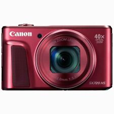Canon Refurbished  PowerShot SX720 HS Digital Camera - Red