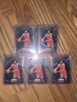 (5) 2019 Panini Prizm #253 COBY WHITE Rookie RC Lot - Bulls!! 📈🔥