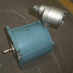 SUPERIOR ELECTRIC 120V, 3.0A, SLO-SYN EXPLOSION PROOF MOTOR X1100