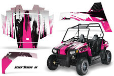 AMR Racing Polaris RZR 170 Decal Graphic Kit UTV Accessories All Years CARBONX P