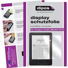 3x Amazon kindle Schutzfolie klar Displayschutzfolie Folie dipos Displayfolie
