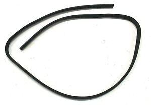 BMW OEM E30 COUPE FRONT HOOD 1 PIECE RUBBER SEAL TRIM RING WEATHERSTRIP 325 M3