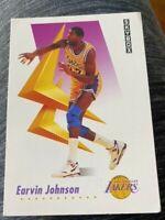 "1991 Skybox Earvin ""Magic"" Johnson Basketball Card #137 - Los Angeles Lakers HOF"