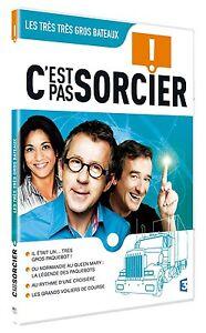 """DVD """"C est Pas Sorcier :les tres gros bateaux"""" NEUF SANS BLISTER"""
