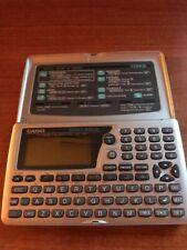 Casio sf-4900er Digital Diary 128kb vintage