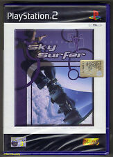 PS2 Sky Surfer (2001), UK Pal, Brand New & Sony Factory Sealed