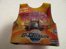 Hasbro Battle B-Daman DHB Direct Hit Battle Chrome Zephyr Electronic