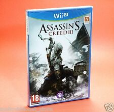 Ubisoft SW WiiU 48157 Assassin's Creed 3 -bazaaar-