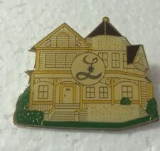 Lions Club Pin The Vincent Home Pioneer Village 1980 Vintage Collectible